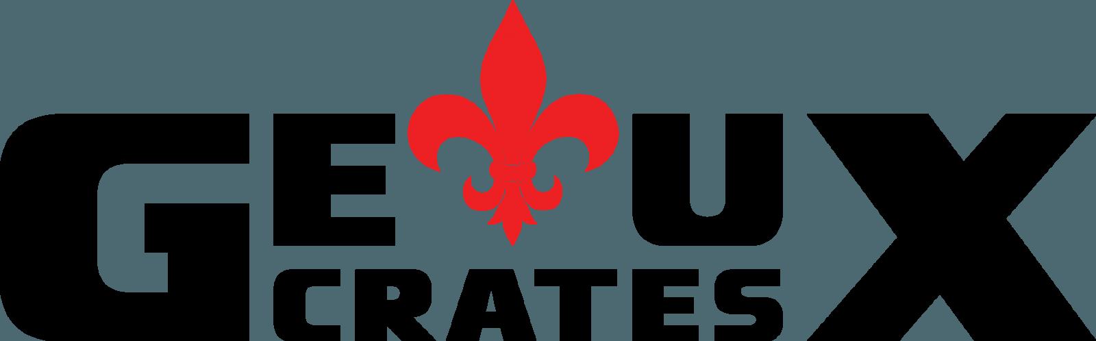 Geaux Crates